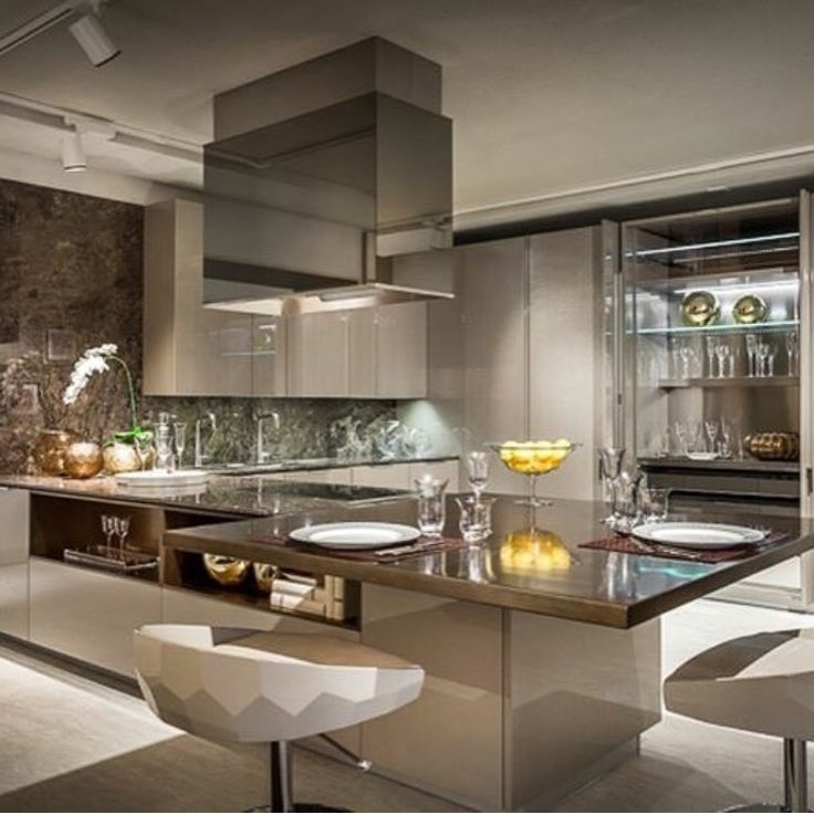 Lake Luxury Kitchens: 18 Best Fendi Casa Ambiente Cucina Images On Pinterest