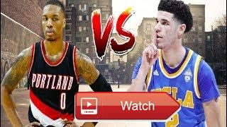 LONZO BALL VS DAMIAN LILLARD RAP BATTLE FREE SMOKE REMIX  Who had the better verse Lonzo or LIllard Comment who won down below and please support my channel by subscribing