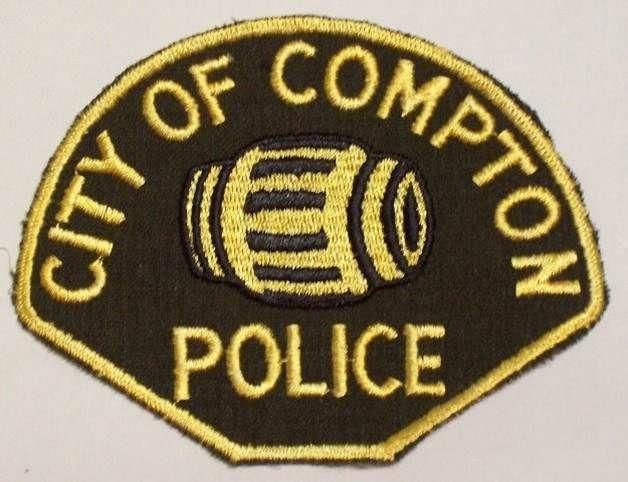 City Of Compton Logo