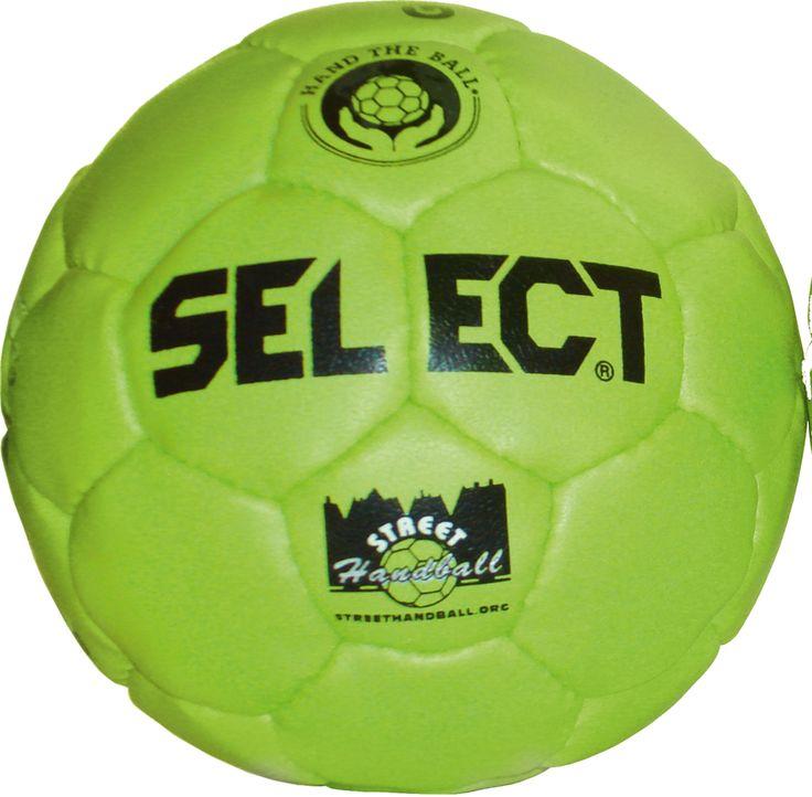 Select Goalcha Street Handball für Spiel- und Spass.  Statt 24,95€ Aktuell 14,90€ bis Ende 2015!