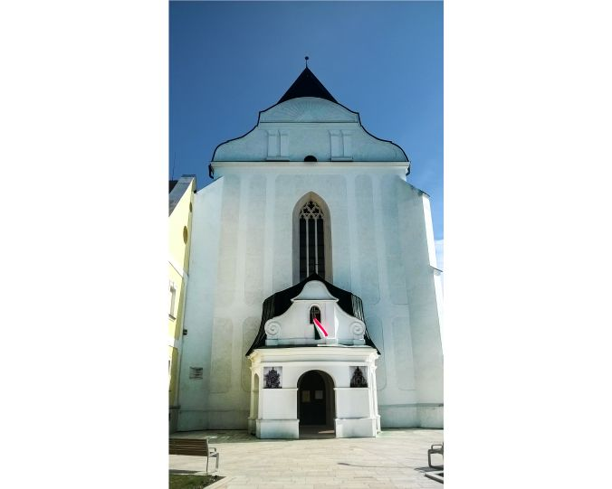 Chiesa francescana di Nyirbator