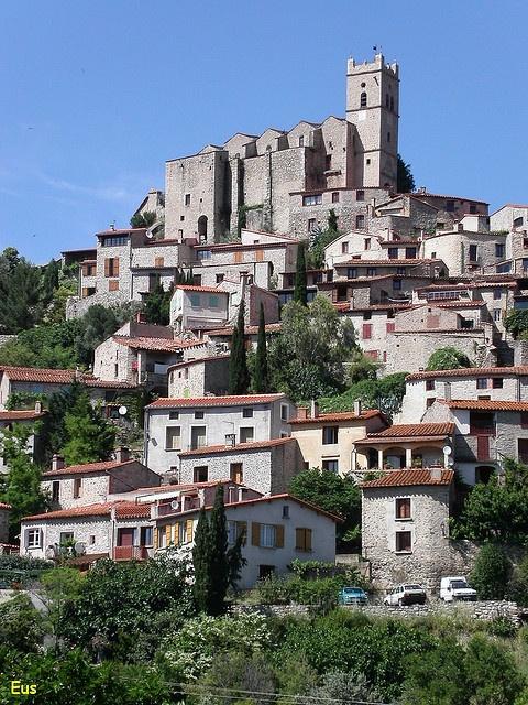 Languedoc-Roussillon, Pyrénées Orientales, Eus