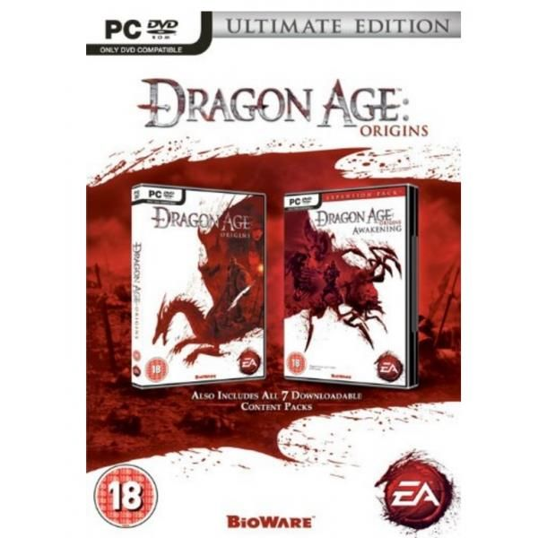 Dragon Age Origins Ultimate Edition Game PC | http://gamesactions.com shares #new #latest #videogames #games for #pc #psp #ps3 #wii #xbox #nintendo #3ds