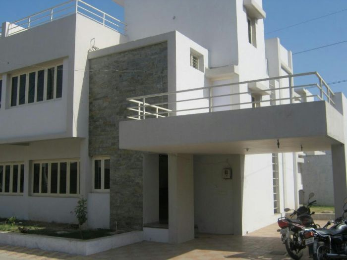 1800 Sq.Ft. 3 BHK Residential Independent House / Villa for Sale in Vaishnav Township