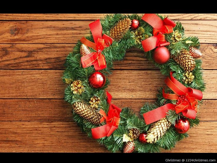 17 Best images about Christmas Wreaths on Pinterest | Home ...