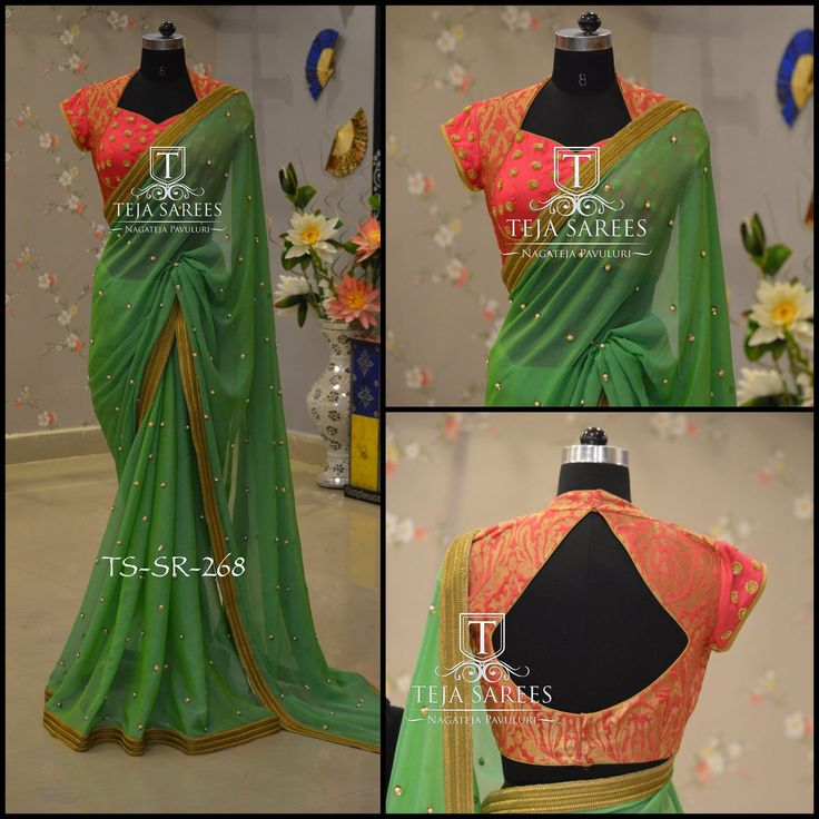 TS-SR-268 Available For queries/ price details Whats App us on 8341382382 Reach us on 8790382382 or please mail us at tejasarees@yahoo.com or Inbox us www.tejasarees.com Stay Amazed !! Team Teja !! tejasarees LikeNeverBefore Newdesigns create sarees 03 July 2016