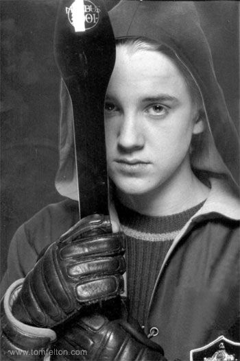 Draco....who can't love him?  Other than Voldermort.