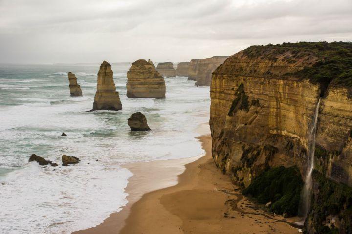 Les 12 apôtres, merveille de la Great Ocean Road