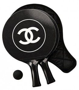 Chanel's game packaging