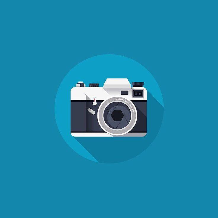 SAY CHEESEEEEE!!! #madebymarko #markostupic #marko #iconaday #icon #illustration #camera #illustrator #picture #photo #selfie #olympus #canon #cheese #takingpictures by madebymarko