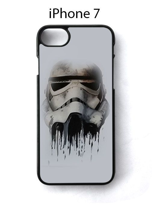 Stormtrooper Star Wars Painting iPhone 7 Case Cover - Cases, Covers & Skins