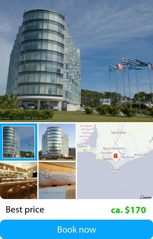 The Grand Hotel (Punta del Este, Uruguay) – Book this hotel at the cheapest price on sefibo.