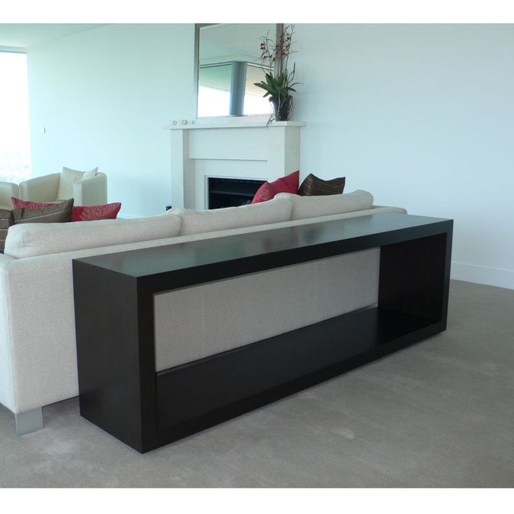 Low Console Table by Anton Gerner - bespoke contemporary furniture melbourne