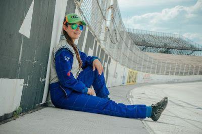 Gisela Ponce estará en la Súper Copa Telcel en Tractocamiones ~ Ags Sports
