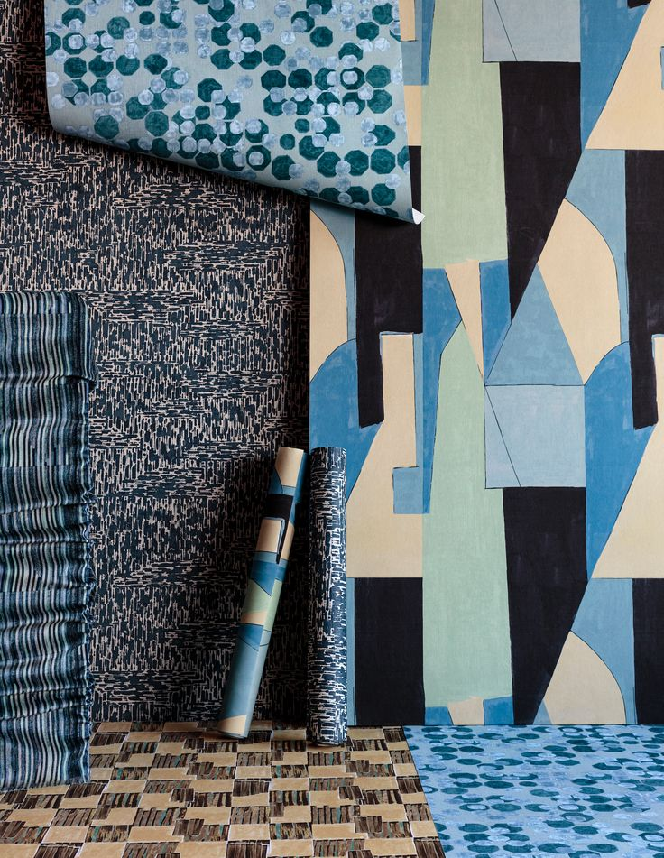 Kelly Wearstler Wallpaper and Fabric Collection | Kelly ...