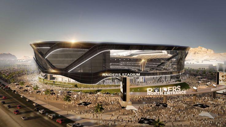 Las Vegas hopes to entice Oakland Raiders with $1.9 billion stadium