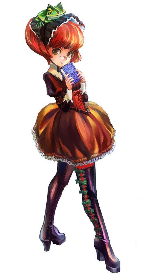 Margarita Surprise - Characters & Art - GrimGrimoire