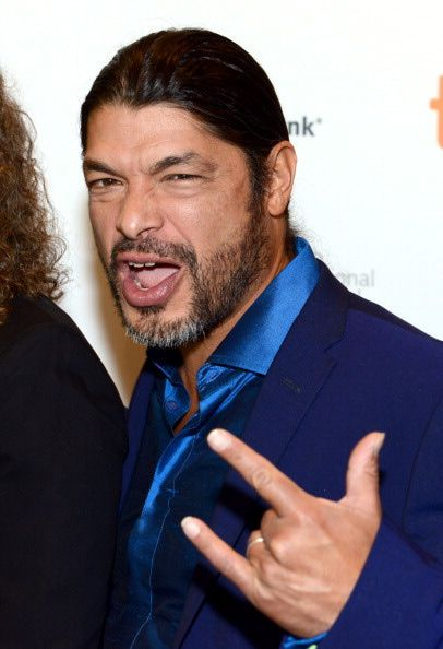 Entrevista a #Robert_Trujillo por el estreno de #Metallica: Through The Never.