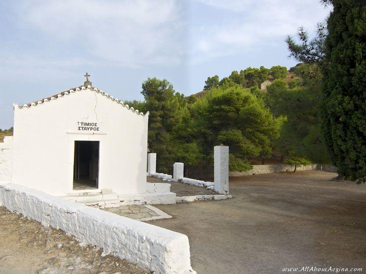 Timios Stavros - Paliachora, Aegina