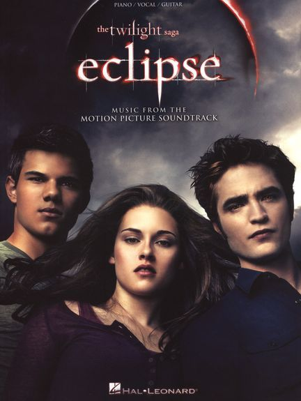 The Twilight Saga: Eclipse - Music from the Motion Picture Soundtrack - Piano, Vocal and Guitar. £14.95