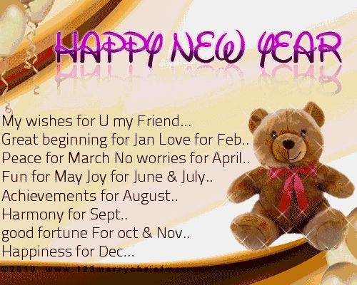 Best 50 Happy New year SMS 2015