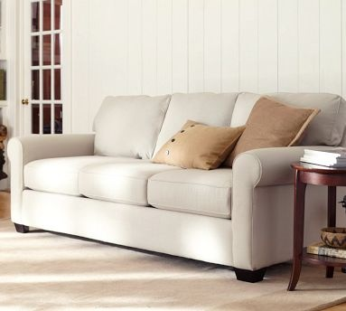 19 best living room images on pinterest living room for Buchanan chaise sofa from pottery barn