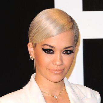 Le blond polaire de Rita Ora