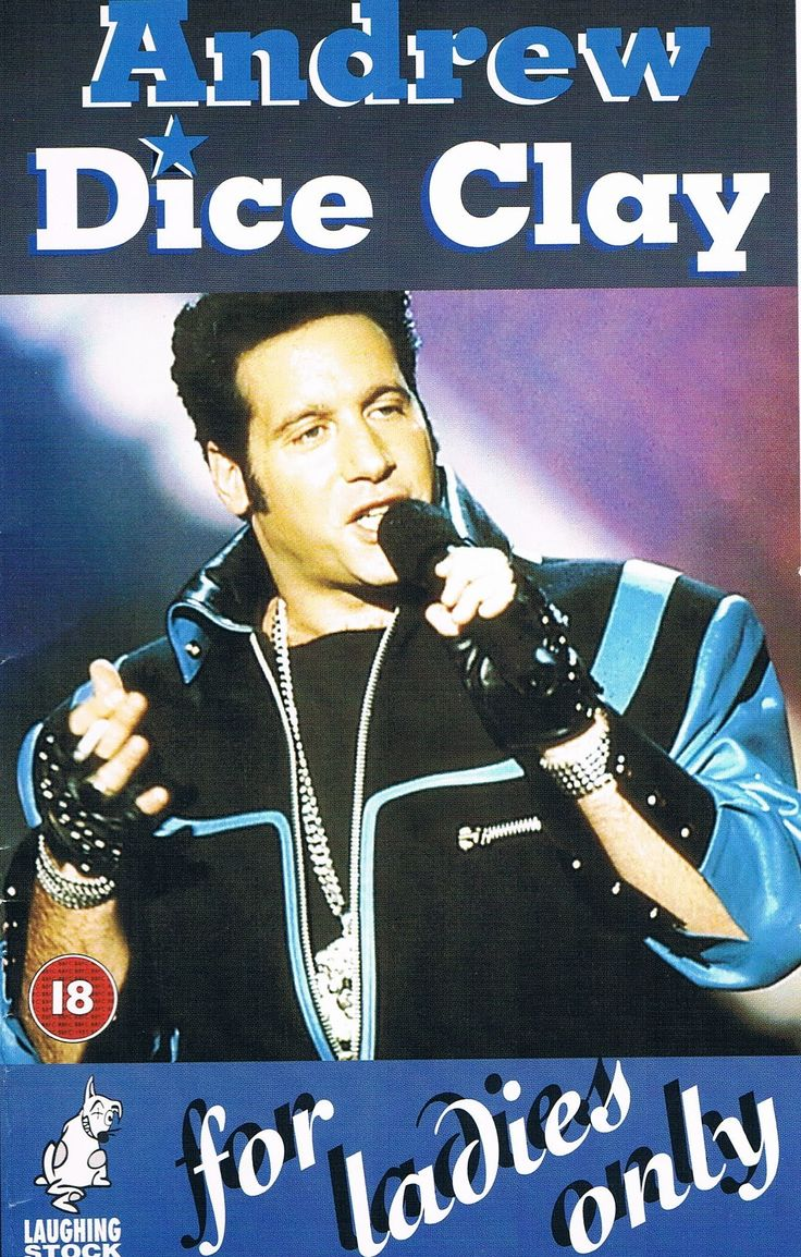 Andrew Dice Clay - For Ladies Only (1991)