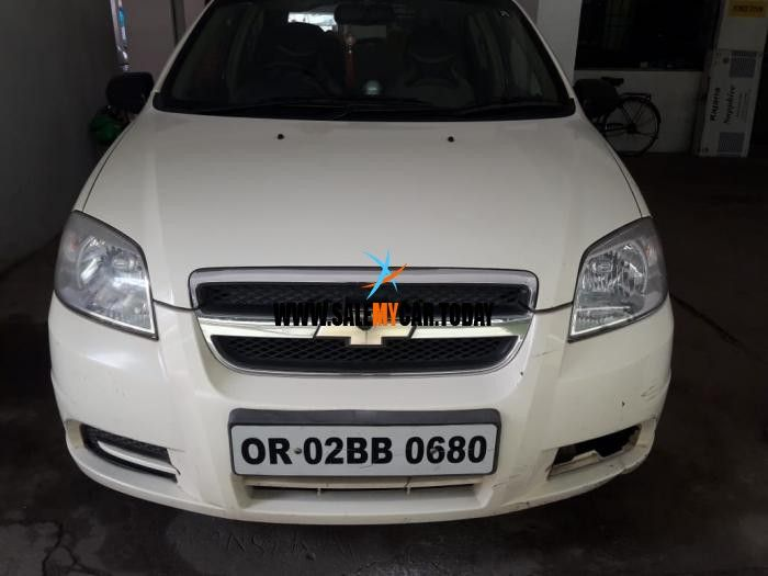 Second Hand Chevrolet Aveo For Sale In Odisha At Salemycar Today
