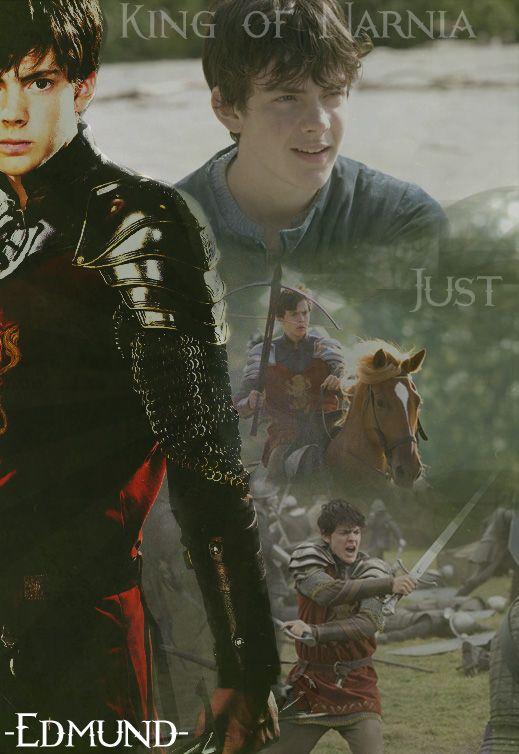 Narnia: Edmund Pevensie by ~Archer-AMS on deviantART