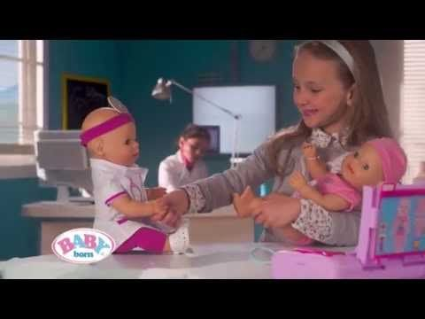 Smyths Toys - BABY born Doctor Doll & Accessories