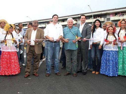 Conalvías inaugura viaducto en Panamá | LaEstrella.com.pa