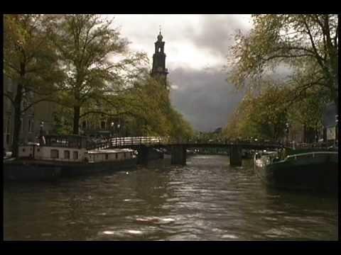 La bicicleta en lugar del automóvil. Ejemplos de Amsterdam y København - YouTube