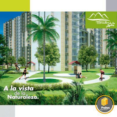 ¡Un toque especial en armonía con la #naturaleza!  #apartamentos #Ibagué #Colombia #arquitectura #diseñoarquitectonico #construcción #natural
