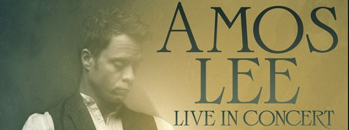 Amos Lee  returns to the bay area for a live performance on Tampa Theatre's historic stage at 8:00 p.m. Friday, March 3, 2017, presented by Ruth Eckerd Hall On The Road.    Lee's most recent album, Mountains Of Sorrow, Rivers Of Song, earned acclaim from The New York Times, Entertainment Weekly, Paste and more. His previous