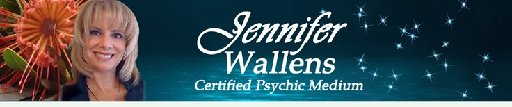 Jennifer Wallens Spiritual Psychic Medium