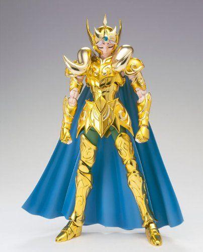Bandai Saint Cloth Myth EX Aries Mu Action Figure featured on Jzool.com