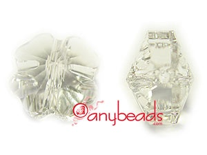 Swarovski Autumn/Winter 2011/12 New Article - 5752 Clover Bead - Clear Crystal