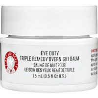 First Aid Beauty - Eye Duty Triple Remedy Overnight Balm in  #ultabeauty