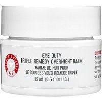 First Aid Beauty - Eye Duty Triple Remedy Overnight Balm in  #ultabeauty
