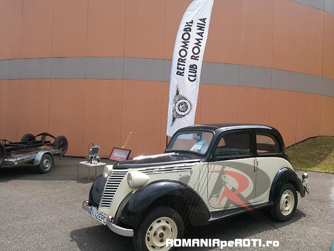 Retromobil @ Oltenia Tuning Challenge 2017 Visit for more