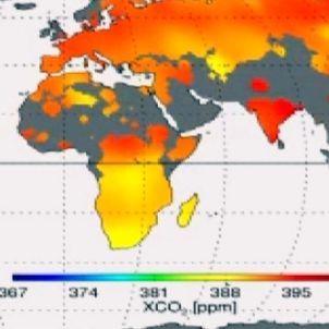 Satellitenfilm: Die Erde atmet - SPIEGEL ONLINE