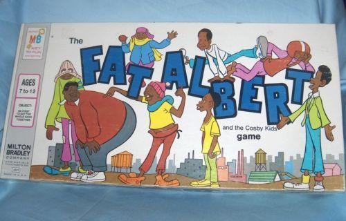 Fat Albert Games 70