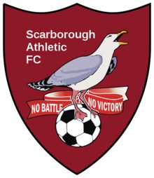 Team: Scarborough Athletic FC Venue: The Crabble.
