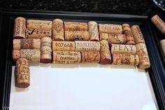 DIY Wine Cork Trivet - Home Stories A to Z