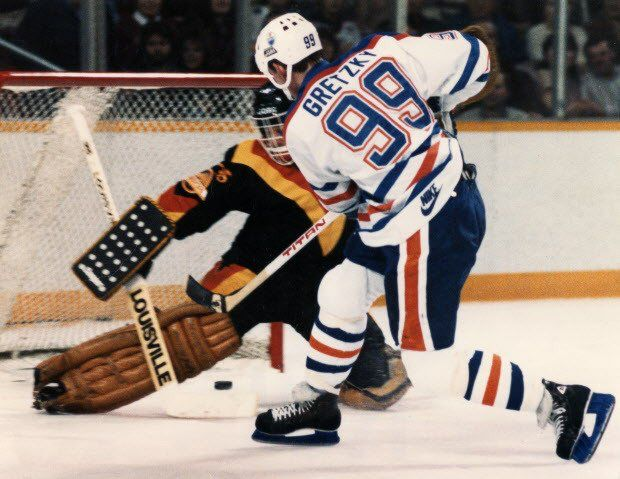 an introduction to the life of wayne gretzky For 20 years, wayne gretzky inspired awe in fans and opponents alike his  sportsmanship, dedication, and supreme desire to play every game to the best of  his.
