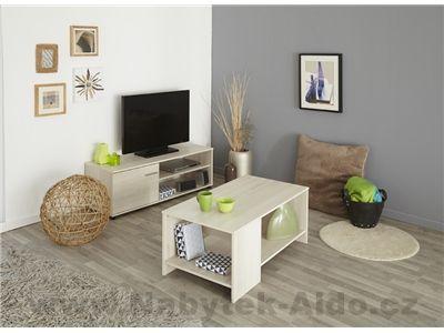 Nábytek do obývacího pokoje Infinity BATV-TABA