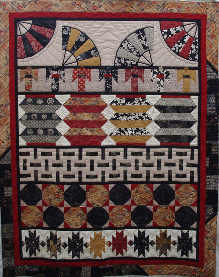 468 beste afbeeldingen over row quilts op pinterest for Front door quilt pattern