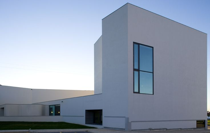 ÍLHAVO CITY LIBRARY by ARX Portugal Arquitectos as Architects FOLLOW