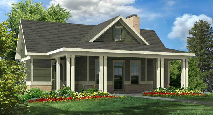 Colonial house plans with drive under garage home pinterest house plans colonial house - House plans with garage below ...